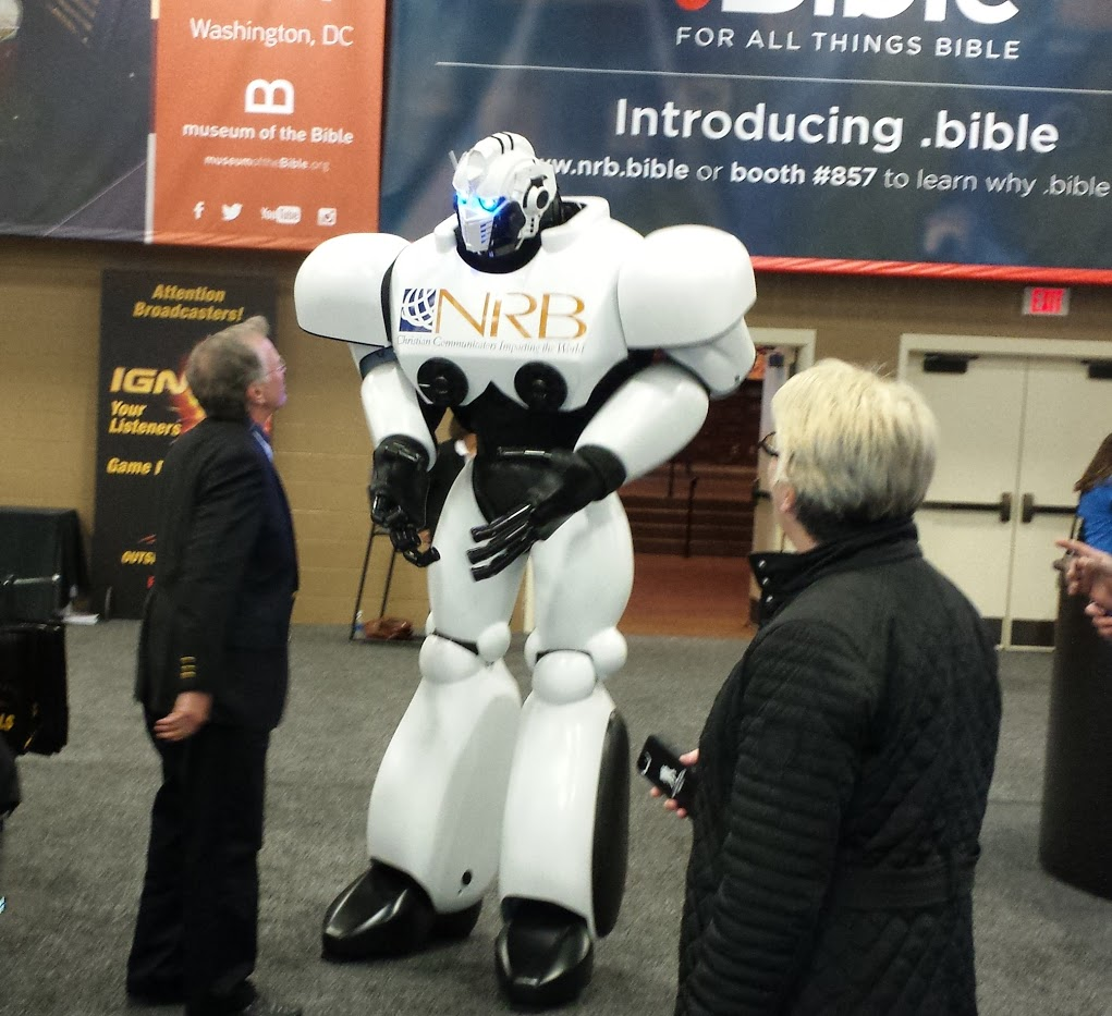For What Robot Did Jesus Die? - Jerry Newcombe