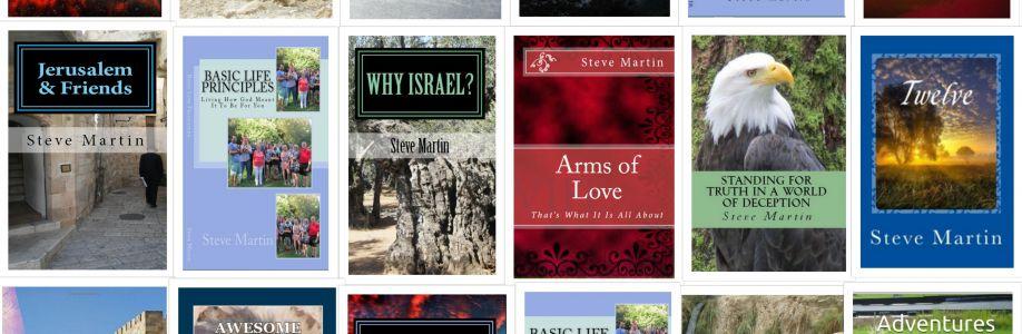 Steve Martin Cover Image