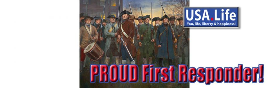 PROUD First Responders Cover Image