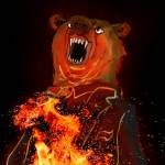 Qanon Bear Profile Picture