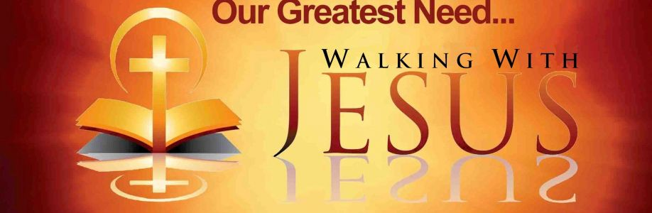 Walking With Jesus Bible Study Cover Image