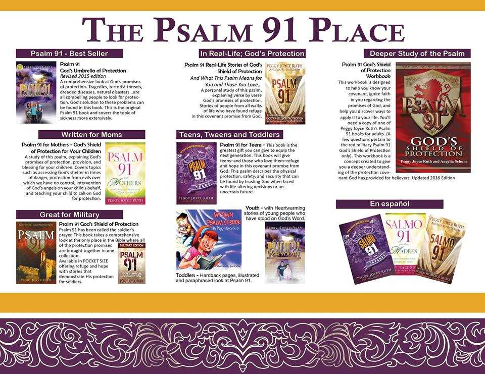 who wrote the book of psalms 91