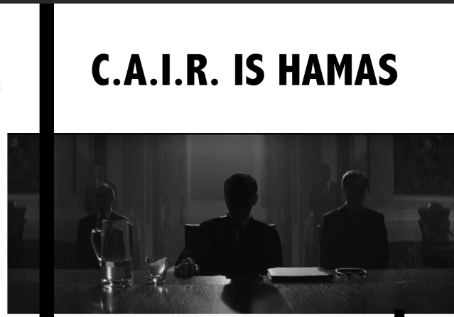 C.A.I.R. is HAMAS: How the Federal Government Proved that the Council on American Islamic Relations is a Front for Terrorism - Center for Security Policy