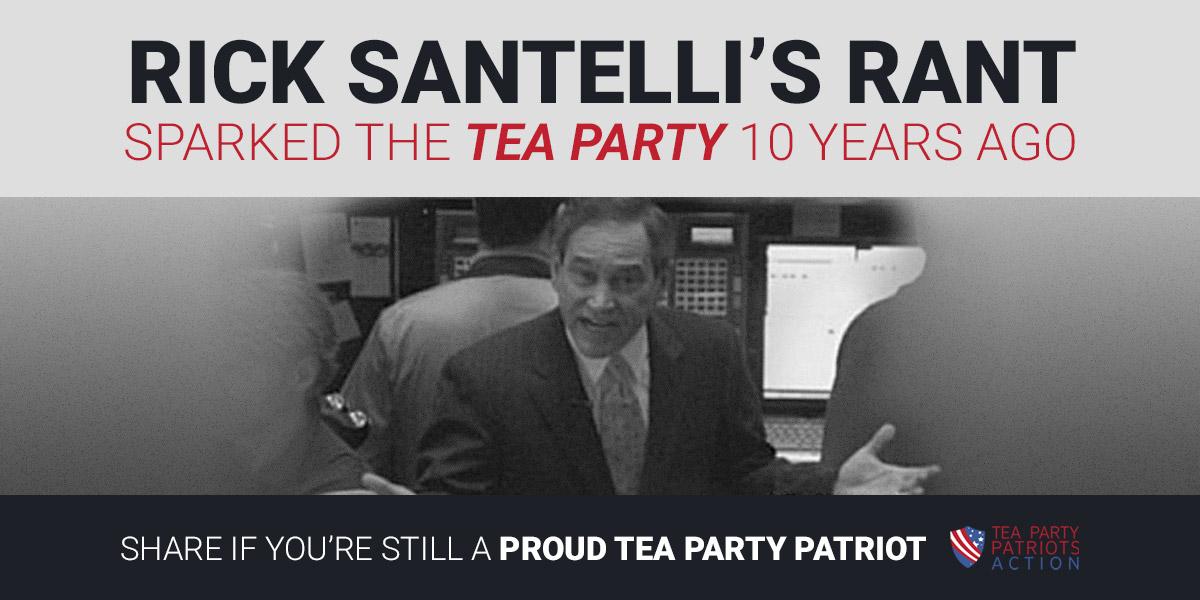 Tea Party Patriots 10th Anniversary – Tea Party Patriots