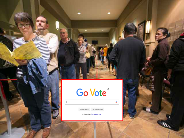 Research: Google Search Bias Flipped Seats for Democrats in Midterms | Breitbart
