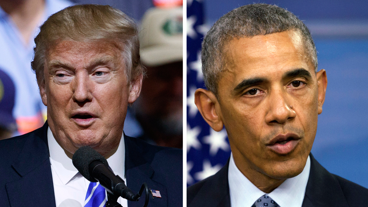 Trump charges Obama with being 'founder of ISIS' | Fox News