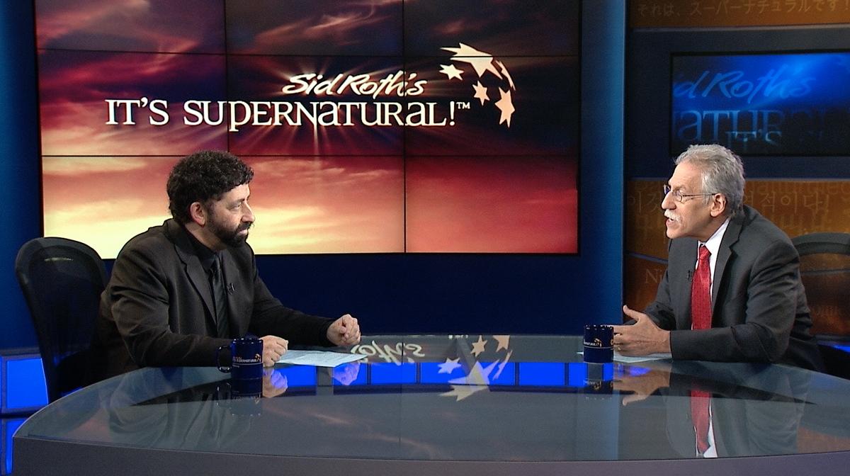 Jonathan Cahn - Sid Roth – It's Supernatural!   sidroth.org