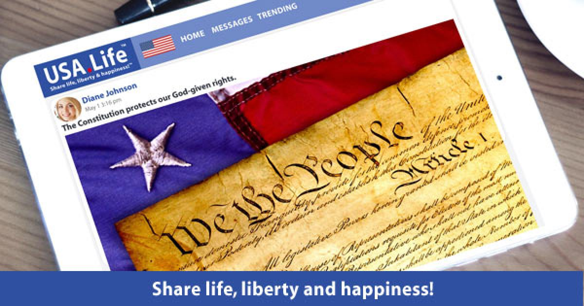 """New Social Media Site Launches: """"Designed for Americanism, not Globalism"""" - Freedom Outpost"""