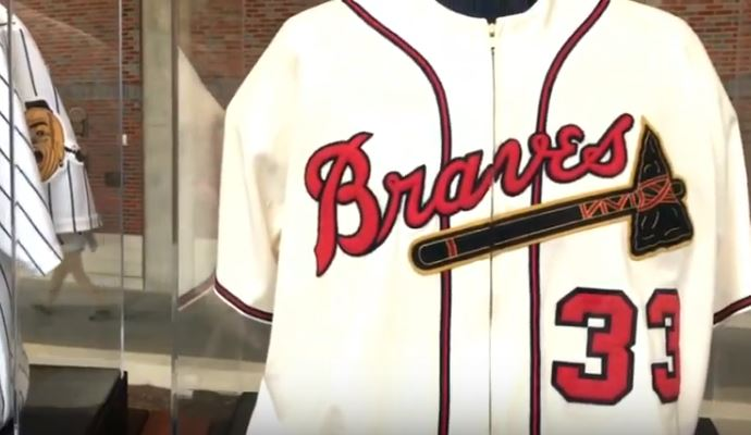 First Indians' Chief Wahoo Banned, Now Braves' Tomahawk Chop in Line of Fire