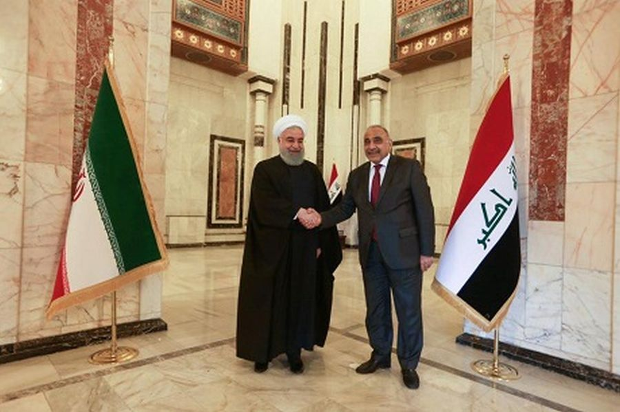 Rouhani is in Baghdad to harness Iraq's banks for beating US anti-Iran oil sanctions - DEBKAfile
