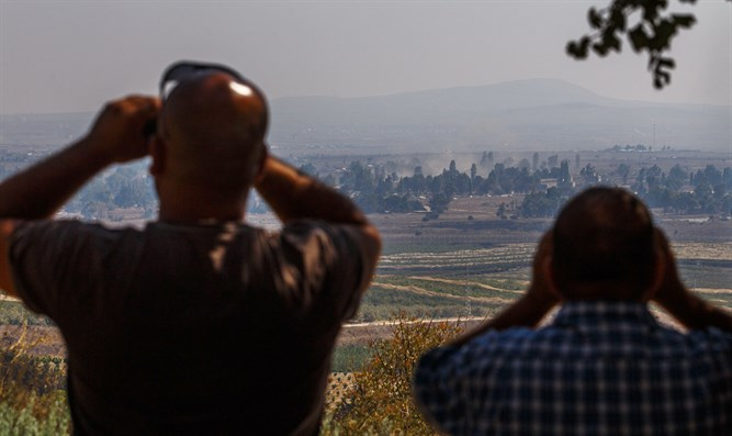 America recognizes Israeli Sovereignty over the Golan Heights - Israel National News