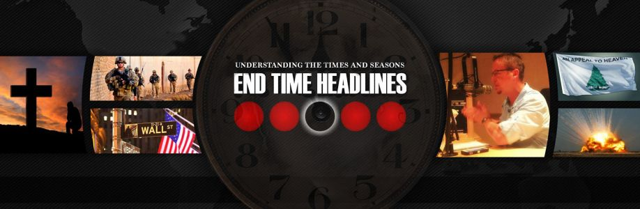 End Time Headlines Cover Image