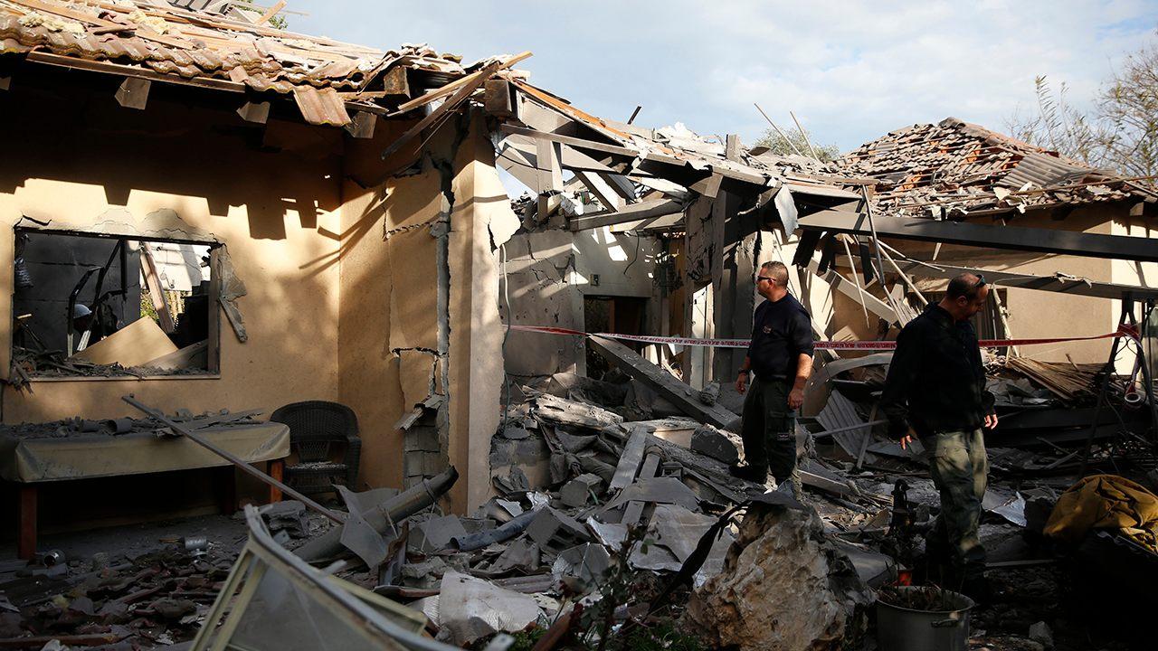 Netanyahu cuts short Washington trip, mobilizes military after Gaza rocket attack wounds 7   Fox News