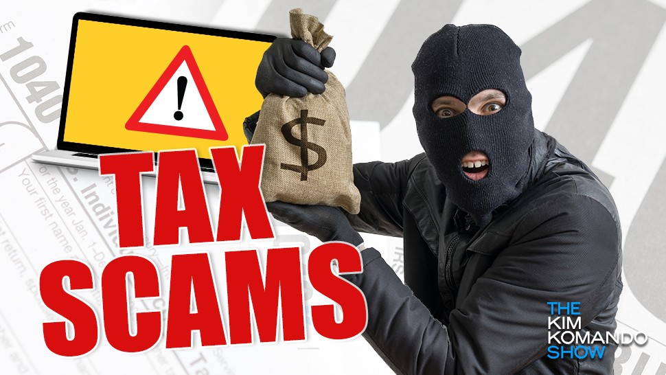Protect yourself from tax scams | Komando.com
