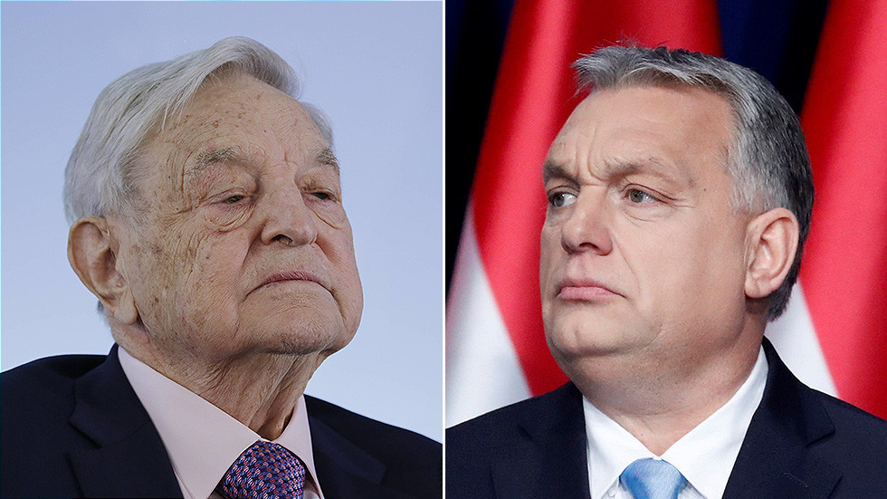 Europe banked on George Soros instead of Viktor Orban, and will suffer the consequences – forever — RT Op-ed