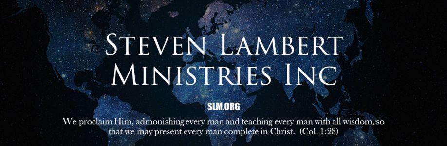 STEVEN LAMBERT Cover Image