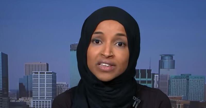 Minnesota Democrats Hatch Plan To Get Rid Of Rep Ilhan Omar