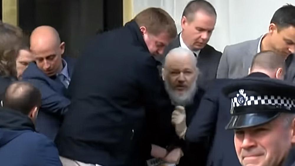 Remember when Julian Assange exposed Google as an NSA mass surveillance tool of the deep state? – NaturalNews.com