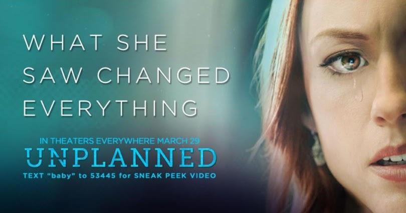 """NewsNet Creştin: În pofida sabotajului lobby-ului pro-avort, filmul pro-viață """"Unplanned"""" răstoarnă toate previziunile și se dovedește un mare succes. Cifre impresionante la box office, audiență și apreciere"""
