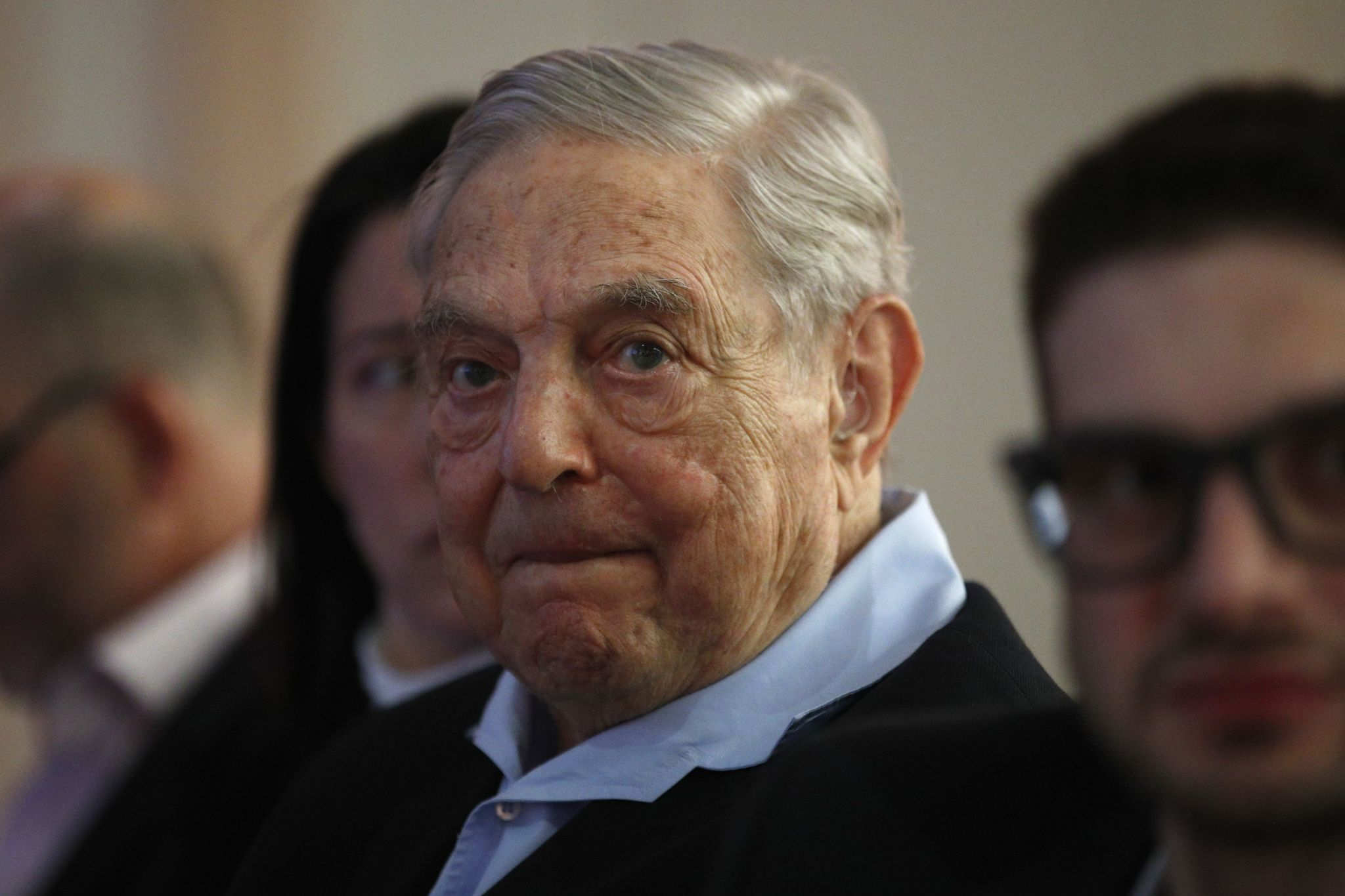 George Soros and his 'rented evangelicals' outed by Christian leaders - Washington Times