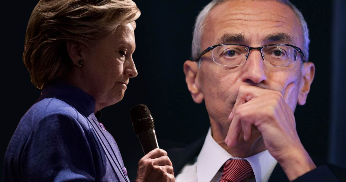 """2015 Email to John Podesta Reveals Plot to """"Slaughter Trump"""" by Linking Him to Putin and Russia"""