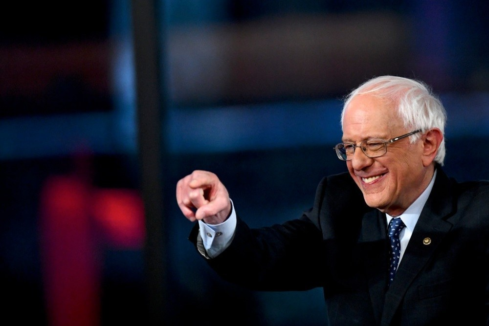 Bernie Sanders: Incarcerated Inmates Have the Right to Vote - Trump Dispatch