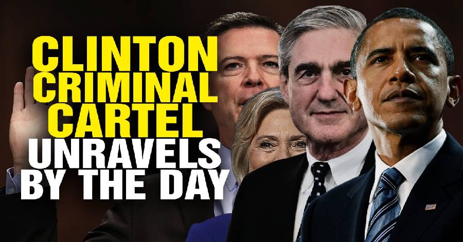 BREAKING: A Massive Wave Of 'Extraordinarily Damning' Information Is About To ROCK The Corrupt DOJ And FBI! – enVolve