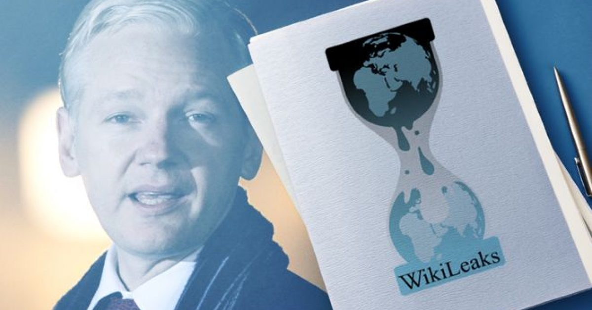 Assange Dumps All Wikileaks Files As Stated During Arrest - Here They Are! - Freedom Outpost