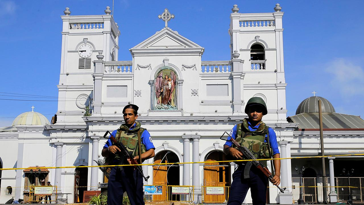 Sri Lanka on edge after local Islamic militant group blamed for Easter Sunday attacks: report   Fox News