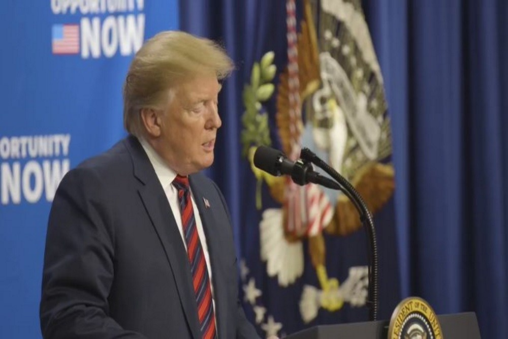 President Trump's encouraging speech at the Opportunity Zones conference - Trump Dispatch