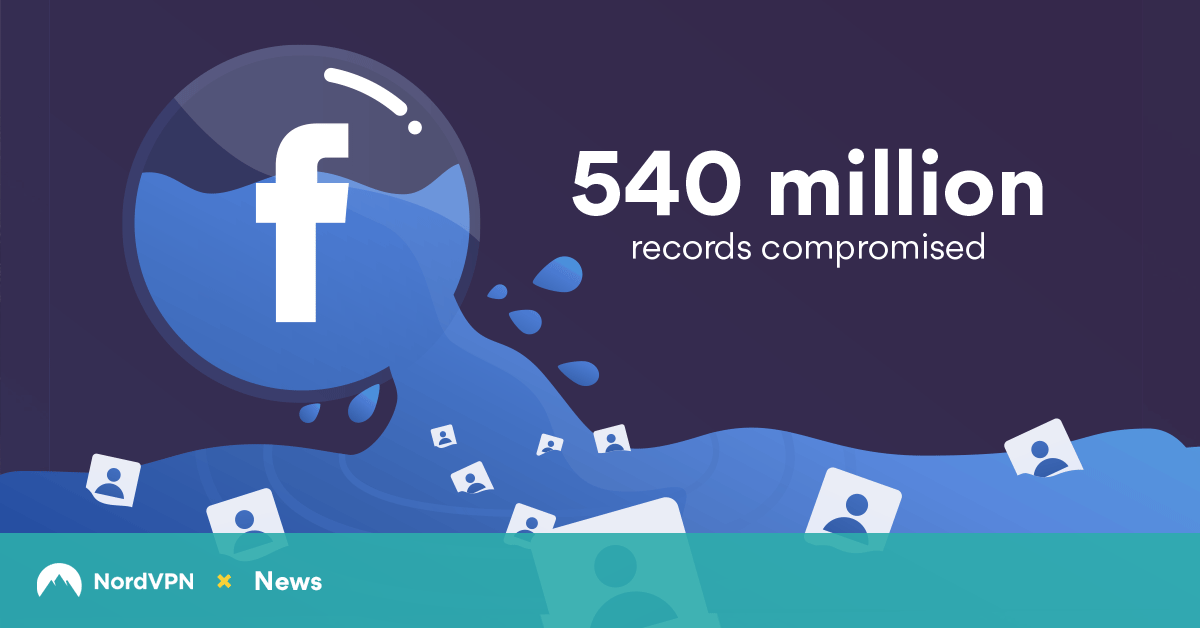 540 million Facebook data points leaked by third parties | NordVPN