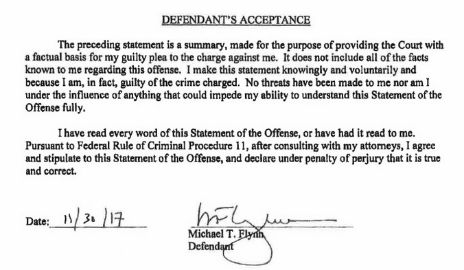 Second Scope Memo – Rosenstein Authorizes Mueller to Target Michael Flynn Jr…   The Last Refuge