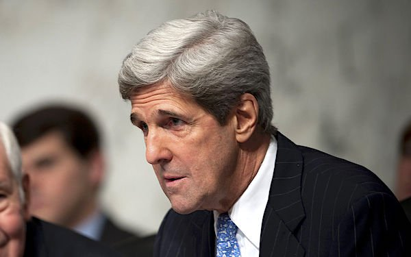 Probe launched into John Kerry's Iran talks - WND