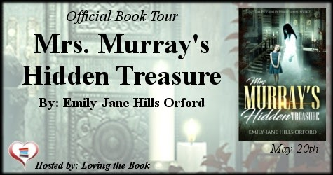 Book Bits~n~Bobs: Mrs Murray's Hidden Treasure
