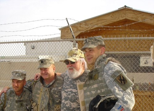 Charlie Daniels: Only Two Things Protect America–The Grace of Almighty God and the US Military