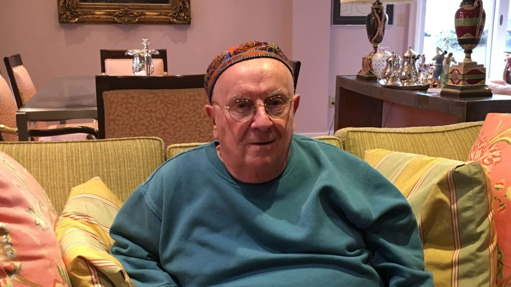 Holocaust Survivor Escapes Death A Second Time During Synagogue Shooting | God TV