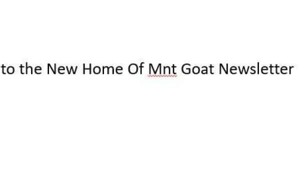 May 3, 2019 Mnt Goat News Brief