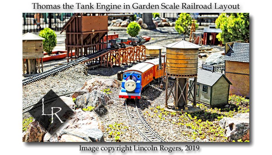 Colorado Railroad Museum Photos…   Lincoln's Thinkin's