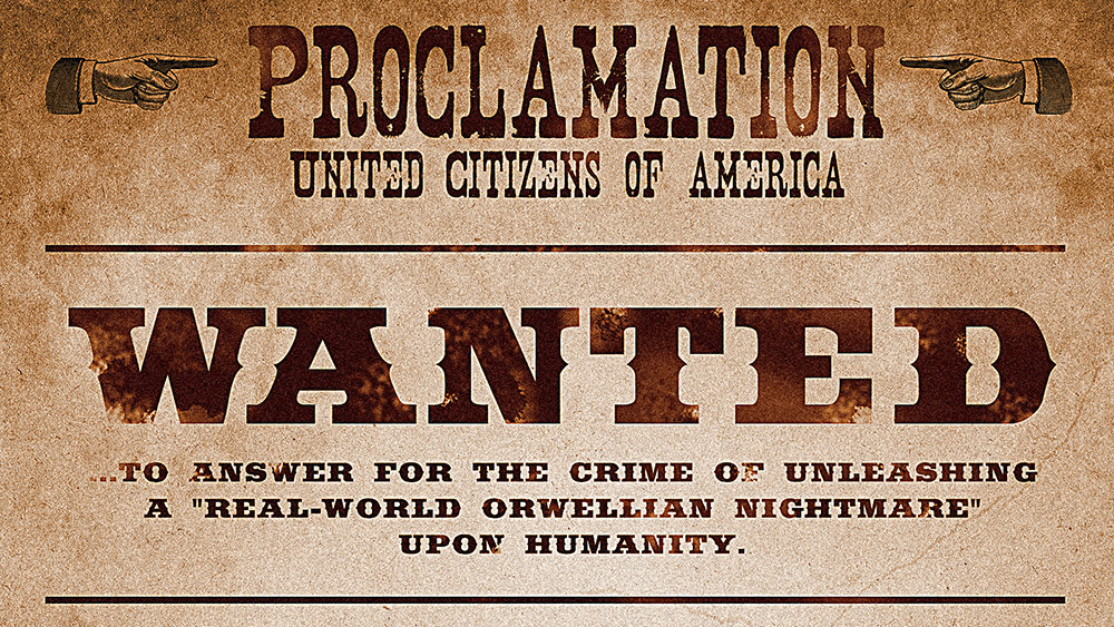 "New meme: ""WANTED"" meme demands CEOs of evil tech giants answer for their crimes against humanity – NaturalNews.com"