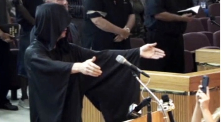 Satanist Starts To Pray at City Council Meeting, What Happened Next Will Shock You   God TV