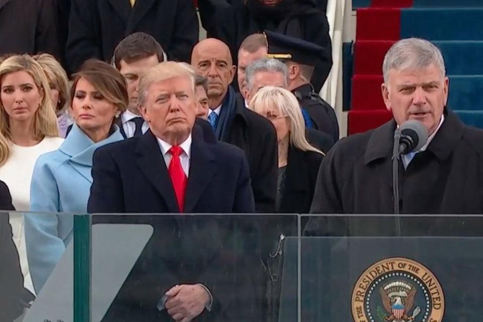 Franklin Graham Calls for National Day of Prayer for President Trump | Todd Starnes