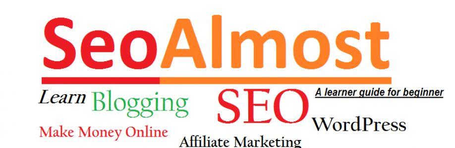 SEOAlmost Blogging Cover Image
