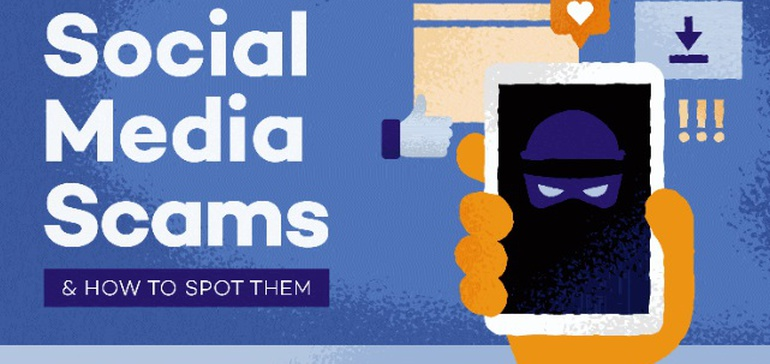 Social Media Scams and How to Spot Them [Infographic]                      | Social Media Today