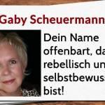 Gaby Scheuermann Profile Picture