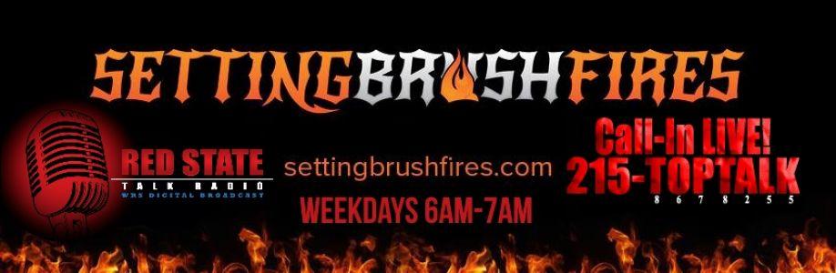 Setting Brushfires Cover Image
