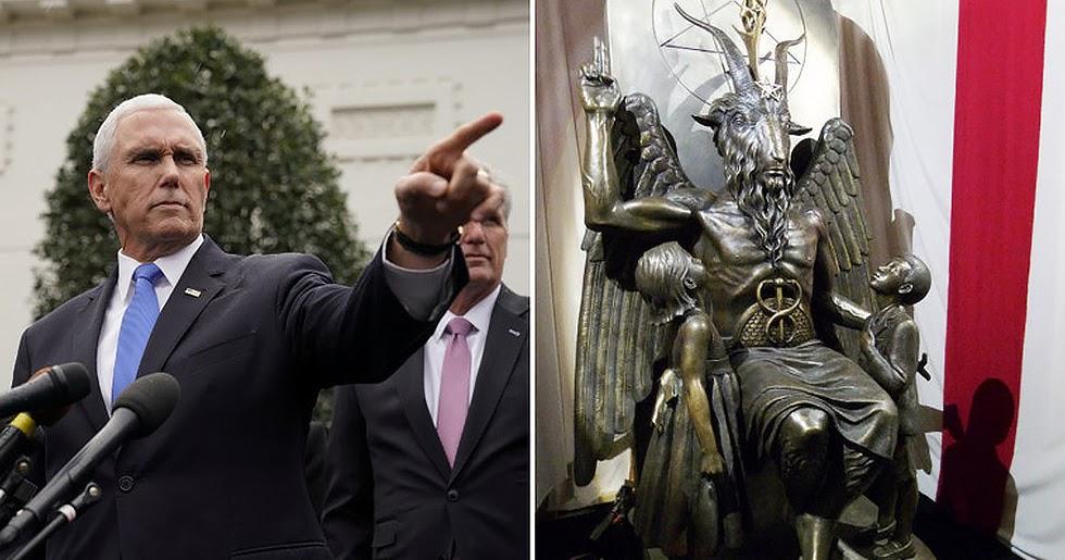 NewsNet Creştin: Templul Satanic dă în judecată orașul care nu-i mai permite să ridice un monument al diavolului