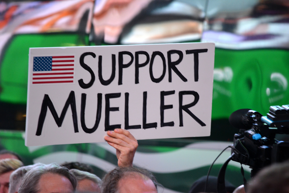Tit for Tat? Why did Mueller let Trump off the hook?, by Mike Whitney - The Unz Review