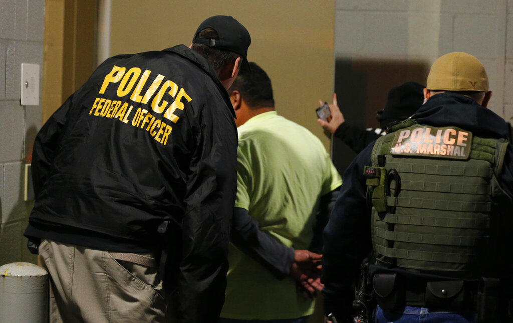 Officials Accuse Acting DHS Secretary Of Leaking Info. About ICE Raids