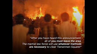 Tiananmen Square Massacre:  Black Night In June (2019)