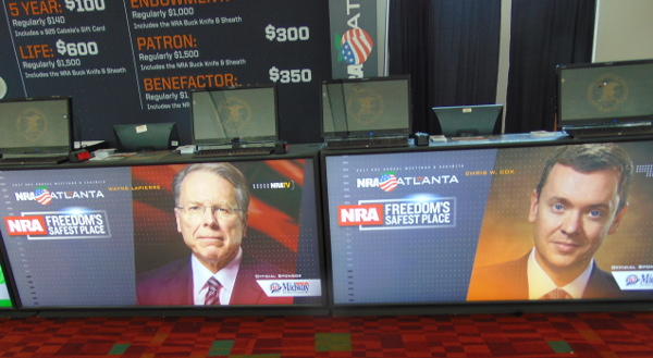 Head of NRAILA Chris Cox Suspended at NRA - Guns in the News